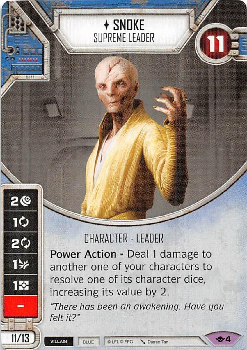 Snoke - Supreme Leader