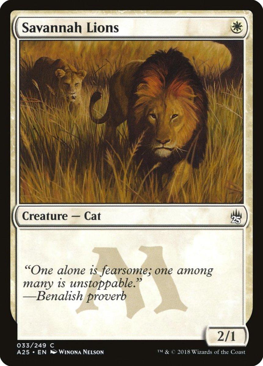 Savannah Lions mtg
