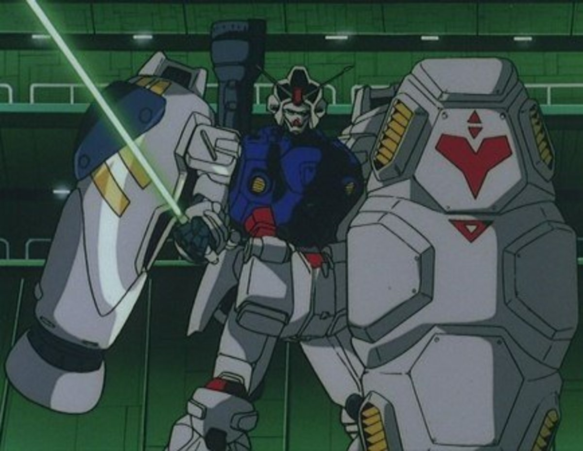 Most Physically Imposing Gundam