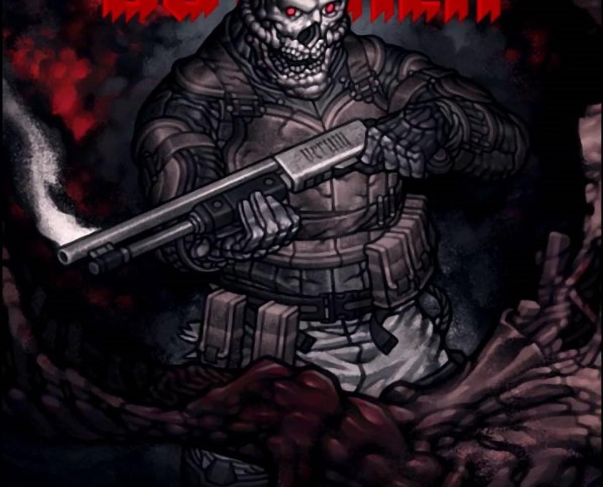 Blood-Soaked Walls: Flash Fiction