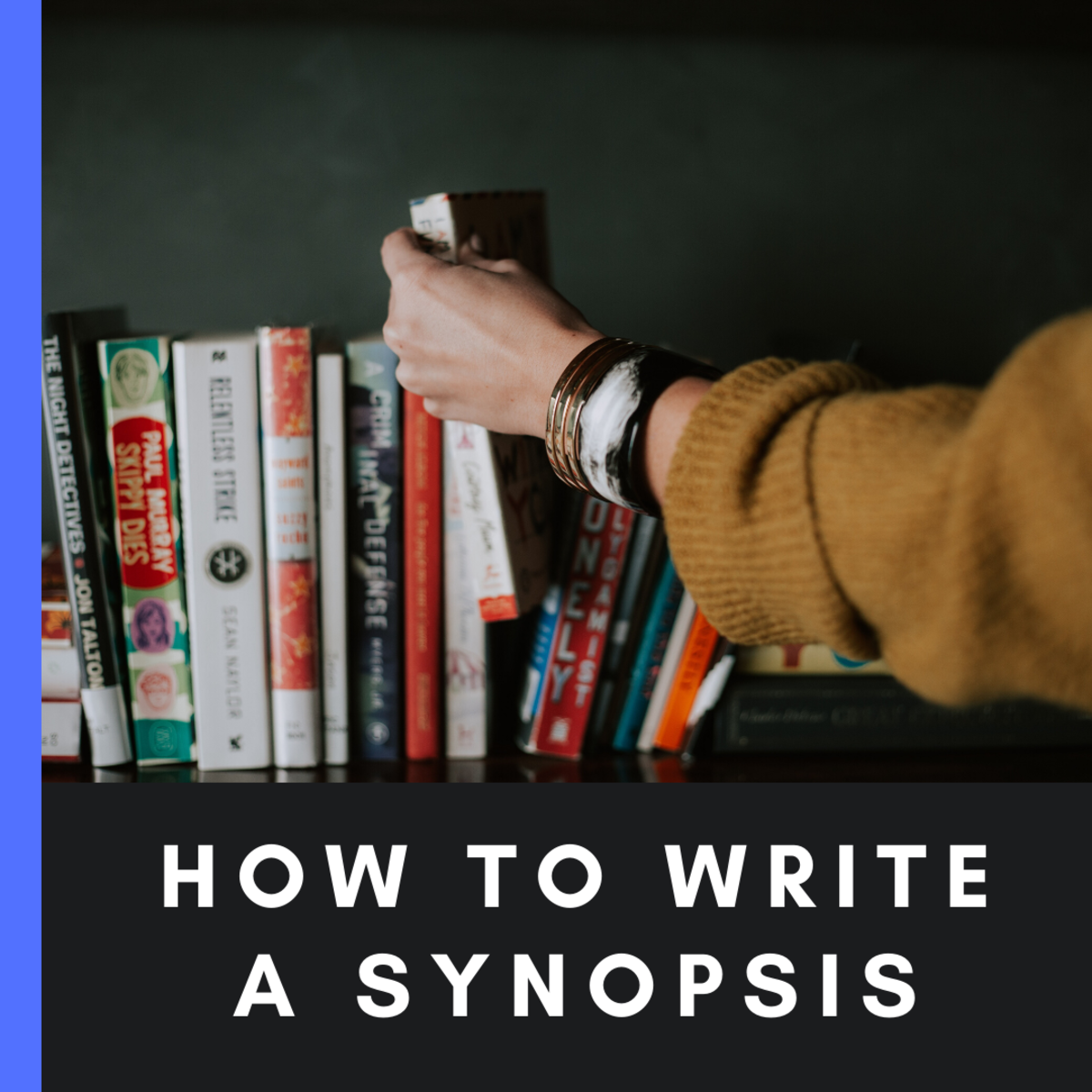 How to Write a Synopsis and Get Your Book Published