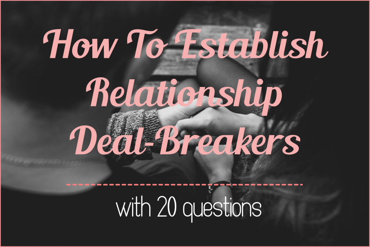 How to Establish Relationship Deal-Breakers