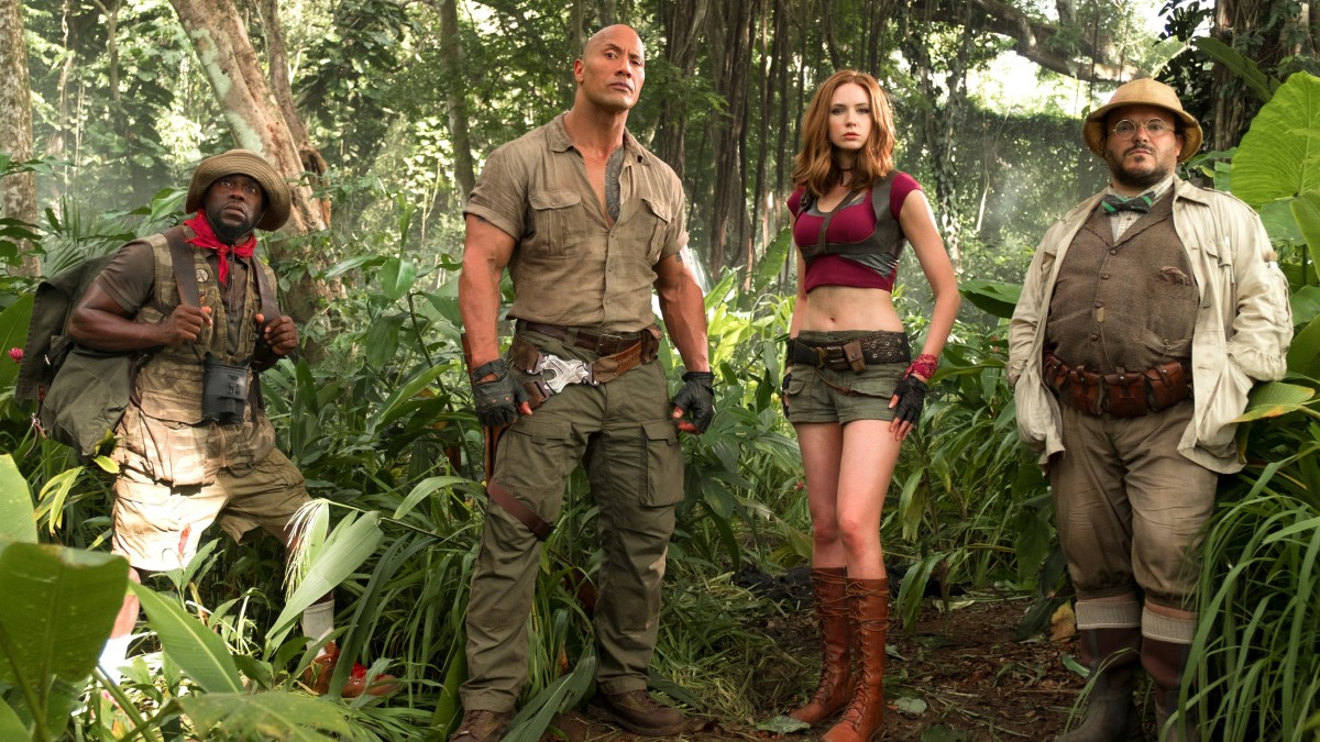 """""""Jumanji: Welcome to the Jungle"""" Review"""