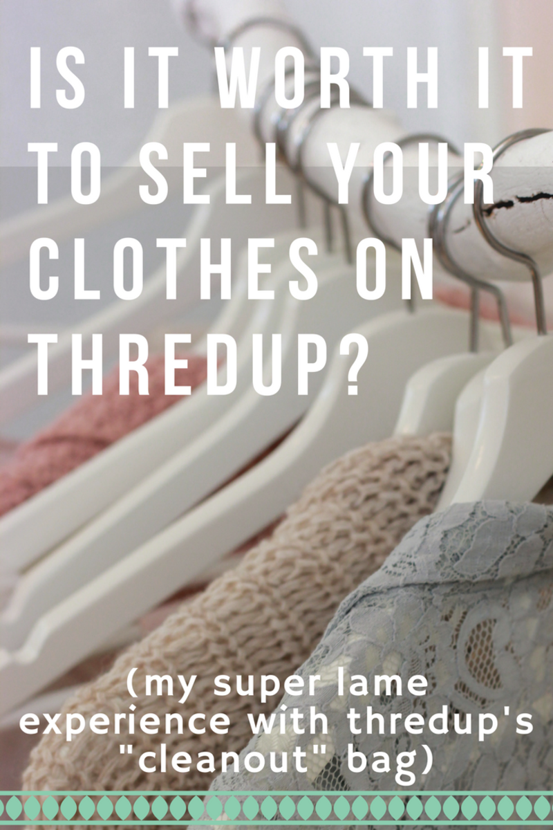 Review of Selling With ThredUp - Is It Worth It?