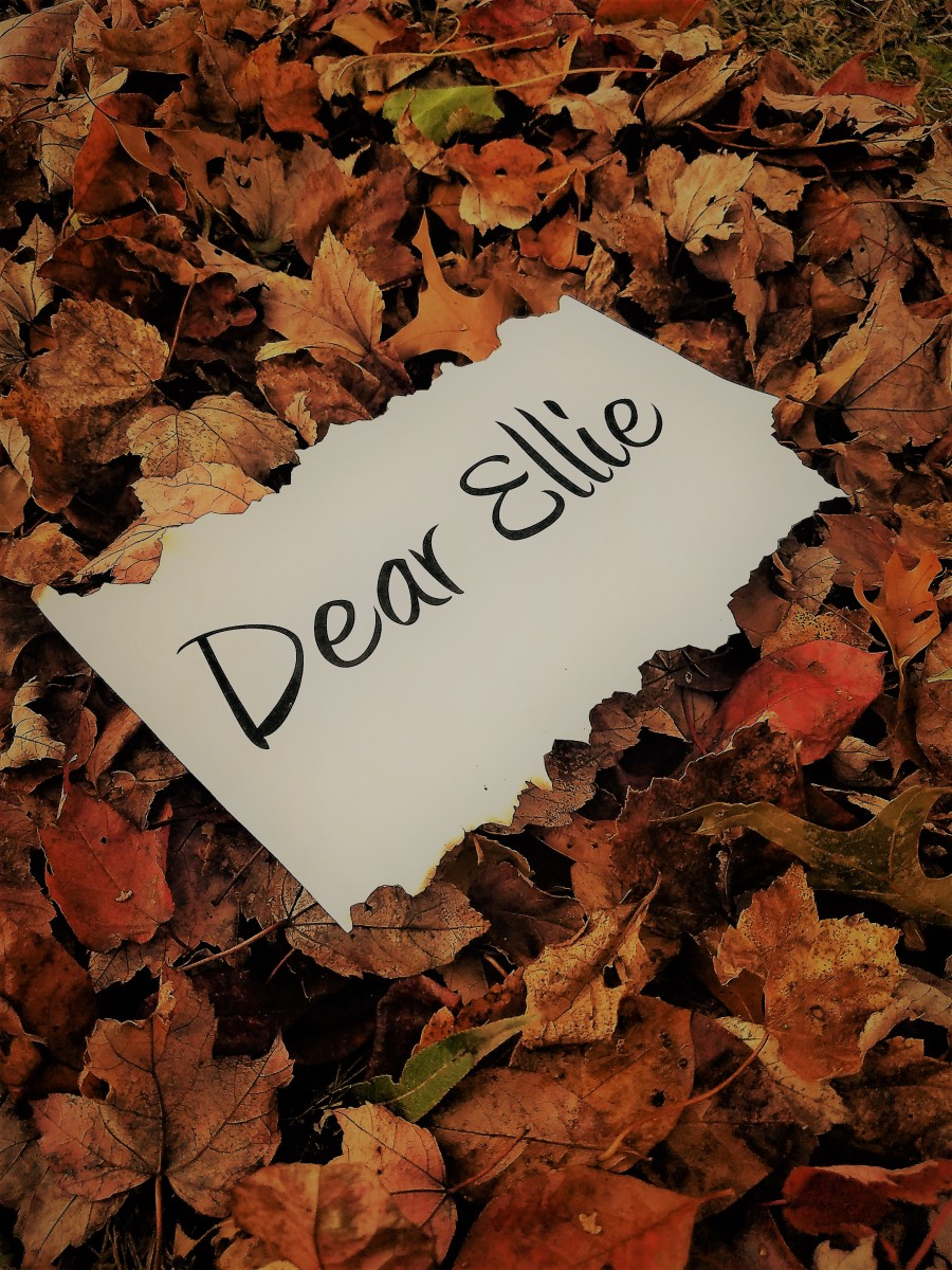 Dear Ellie - Part 31