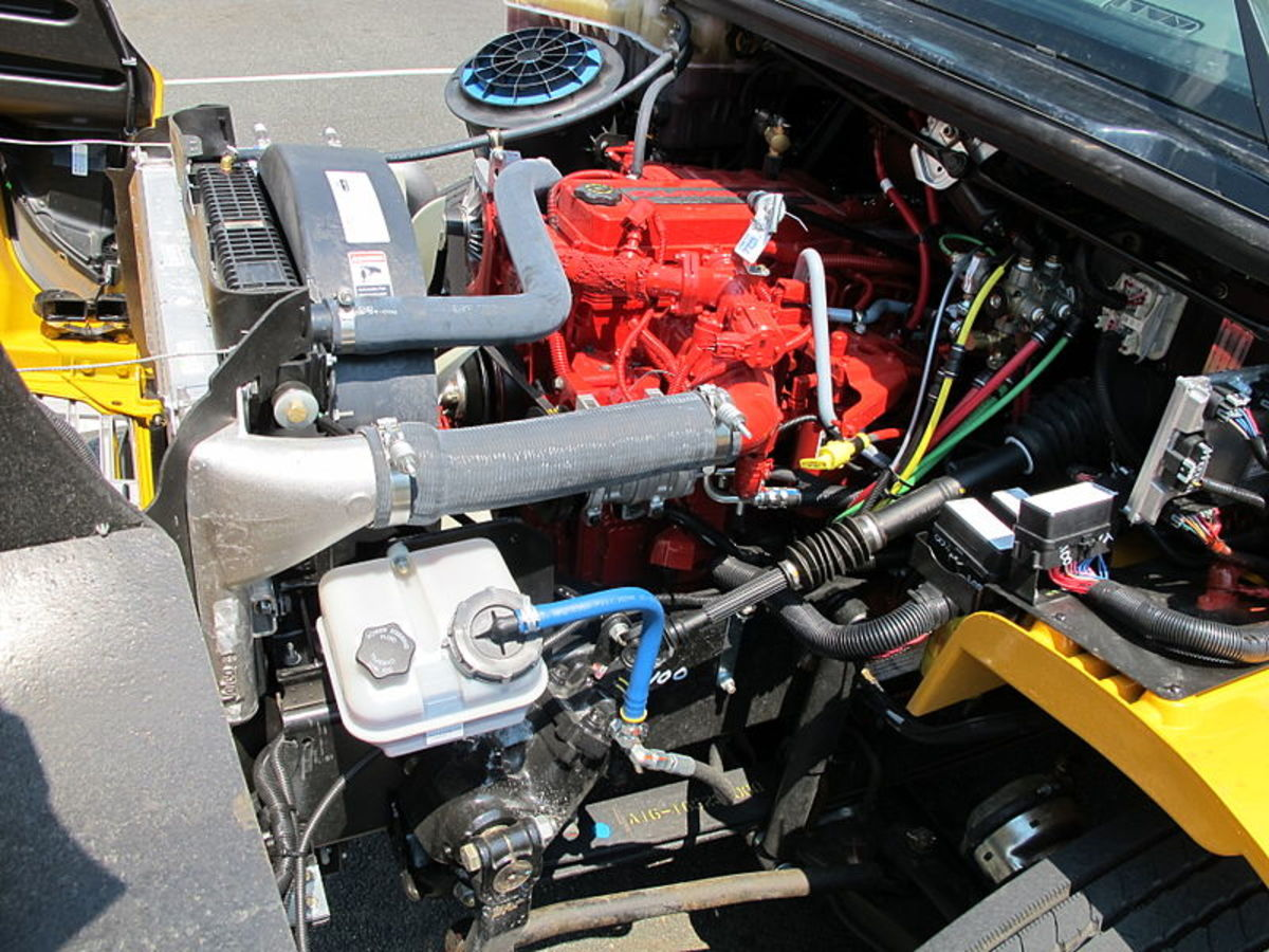 Engine hesitation can be hard to diagnose at times.