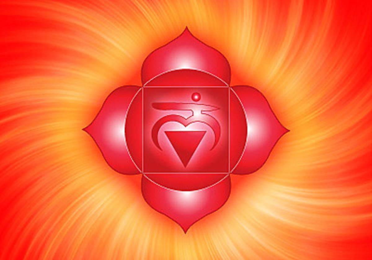 Chakra Energy Centers: The Root Chakra