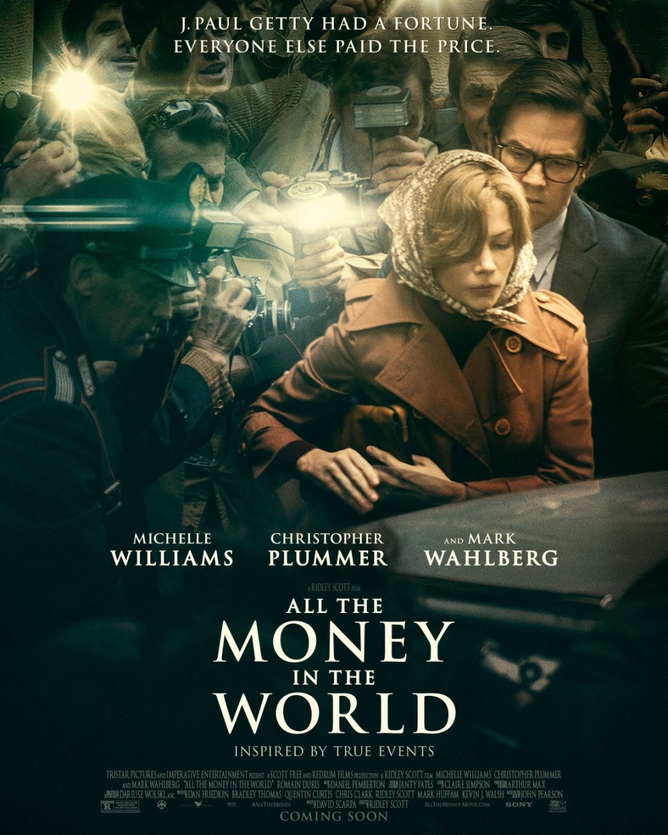 """All the Money in the World"" Movie Review"