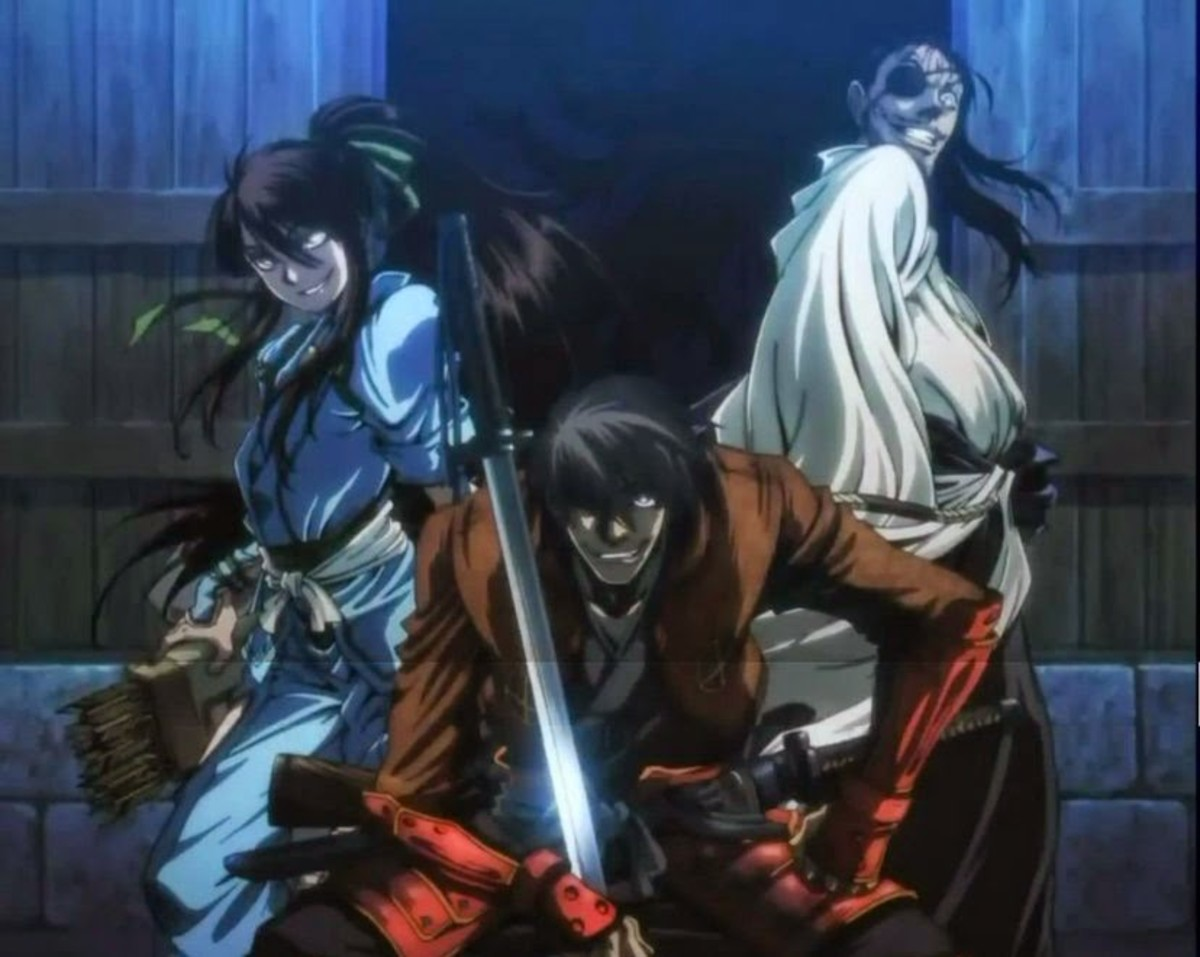 Full Series Review: Drifters