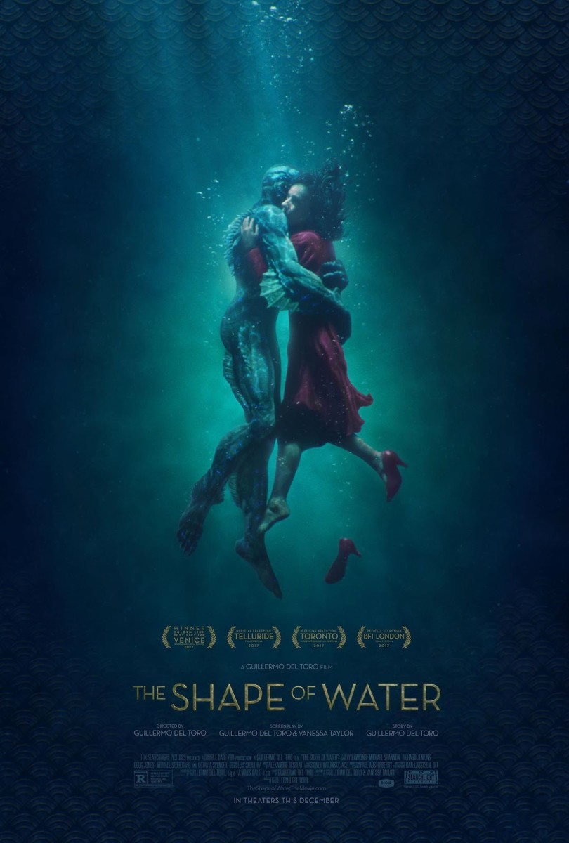 The Shape of Water: Movie Review