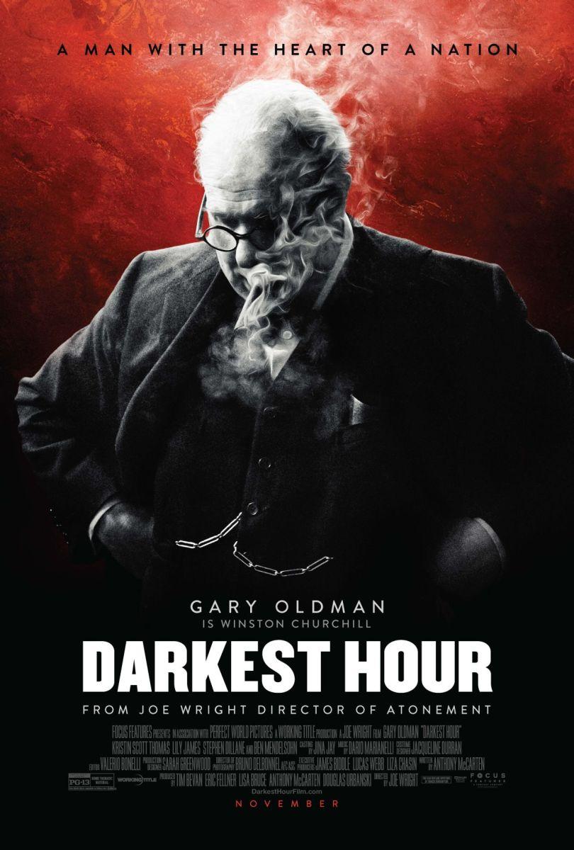 Darkest Hour: Movie Review