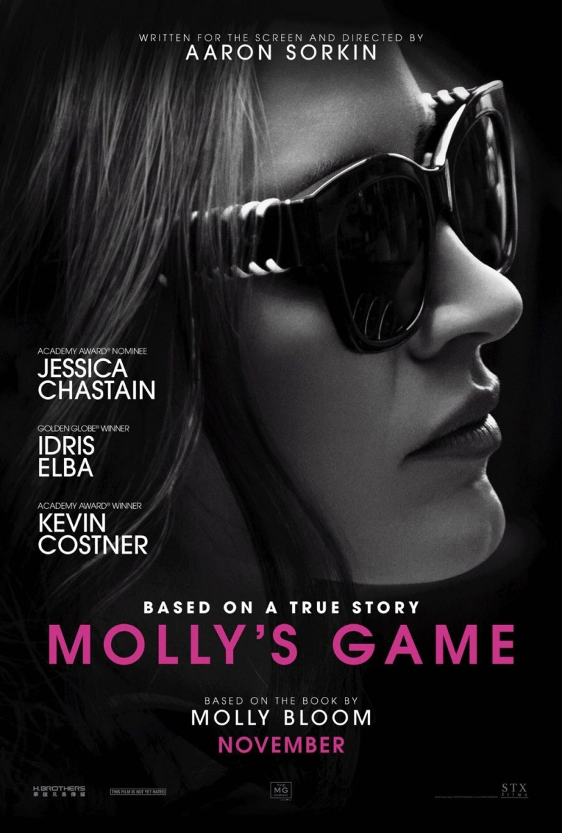 Molly's Game: Movie Review