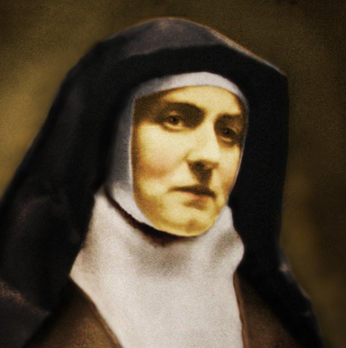 St. Teresa Benedicta (Edith Stein)
