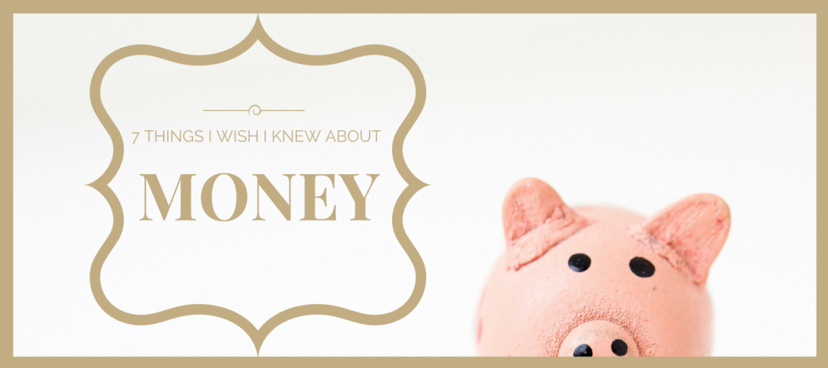 What I Wish I Knew About Money in My 20s
