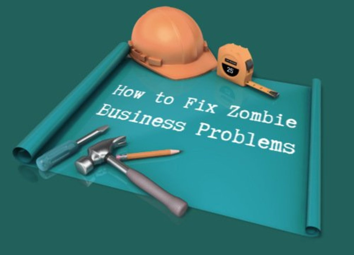 Fixing Zombie Business Problems