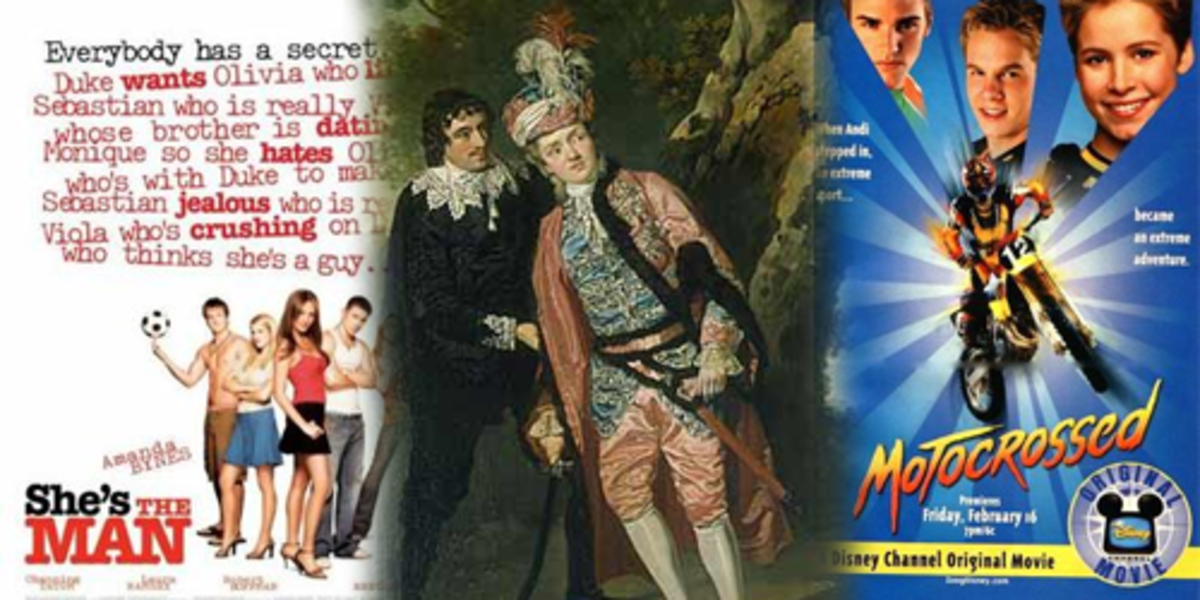 Two Modern Films Based on Shakespeare's Twelfth Night, and the Enduring Theme of Gender Roles