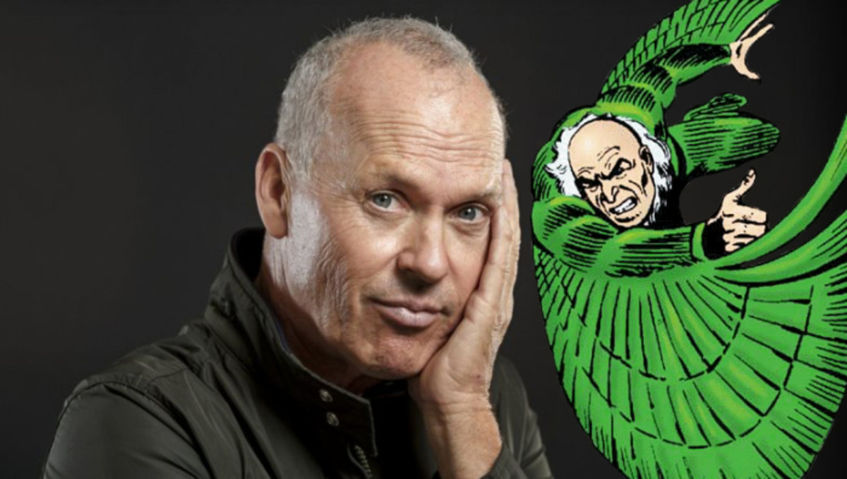 Michael Keaton's Vulture From Spider-Man: Homecoming Rages On