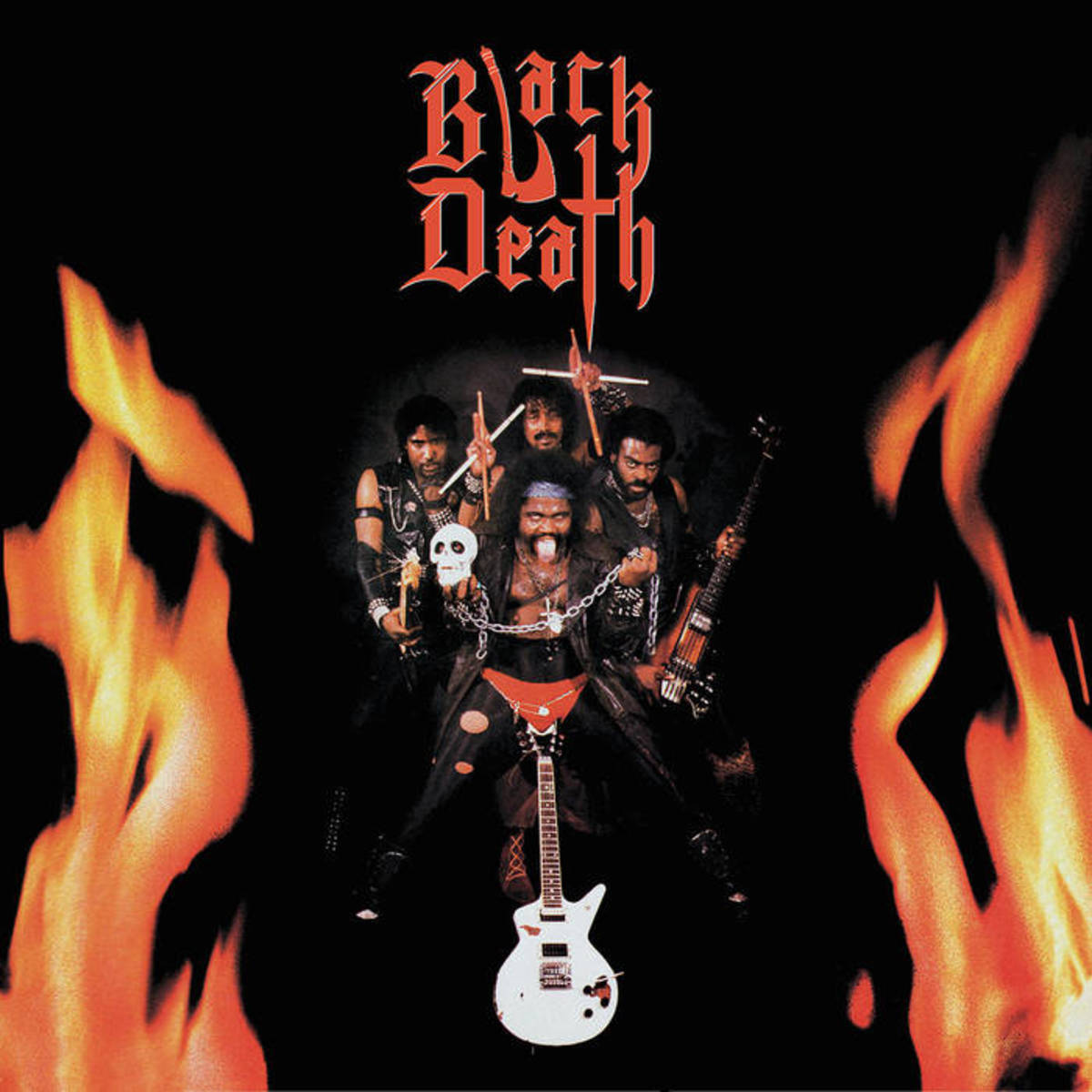 Forgotten Hard Rock Albums: Black Death (1984)