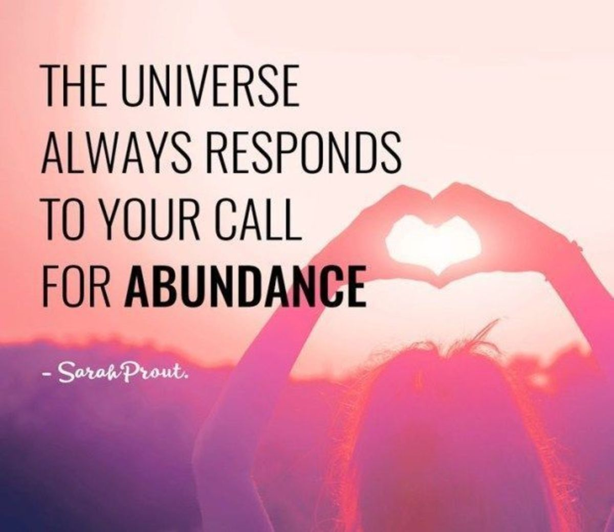 Living With Abundance in 2018. Monday's Inspiration, 23.