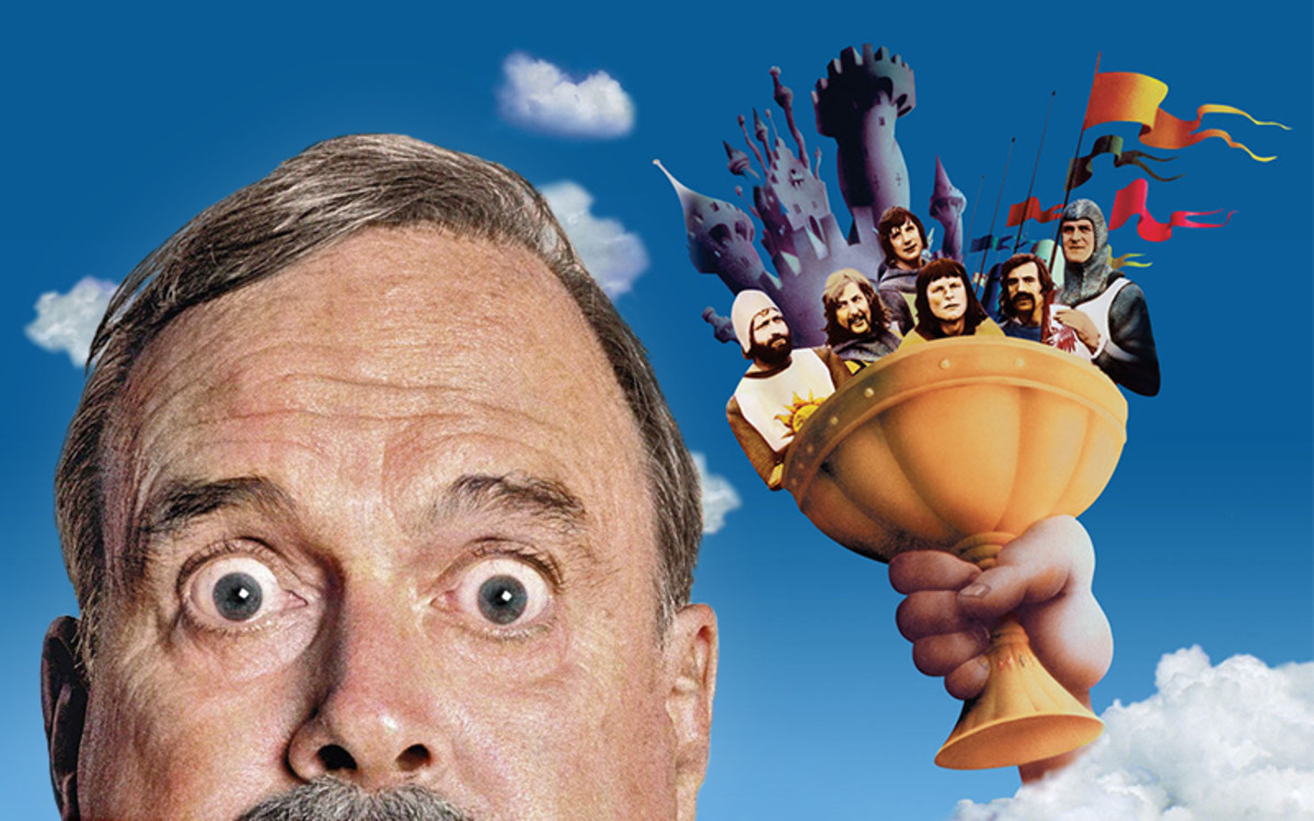 An Evening With John Cleese and the Holy Grail