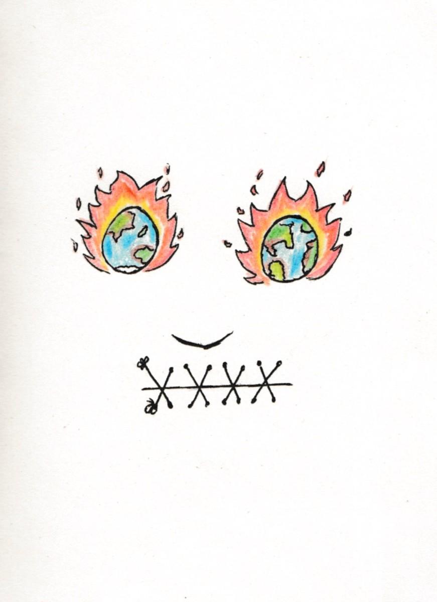 Kage Doodles [Silence Machine]