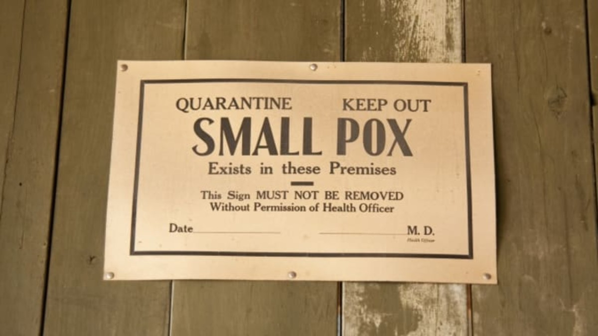 A Town Under Lockdown: Poteau's Smallpox Epidemic of 1921
