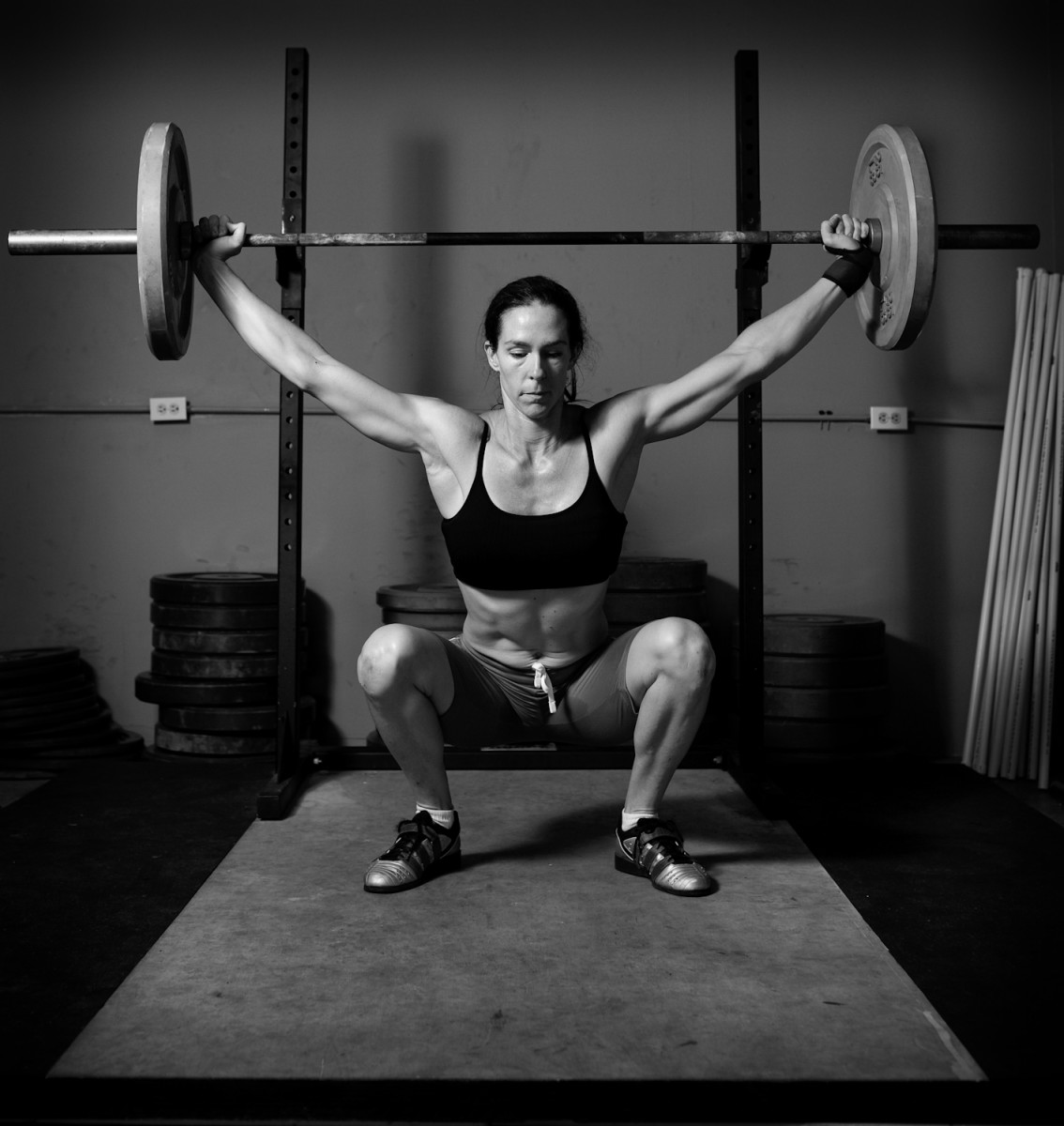 While weight lifting is an excellent exercise, if you use the improper technique you can hurt your back.