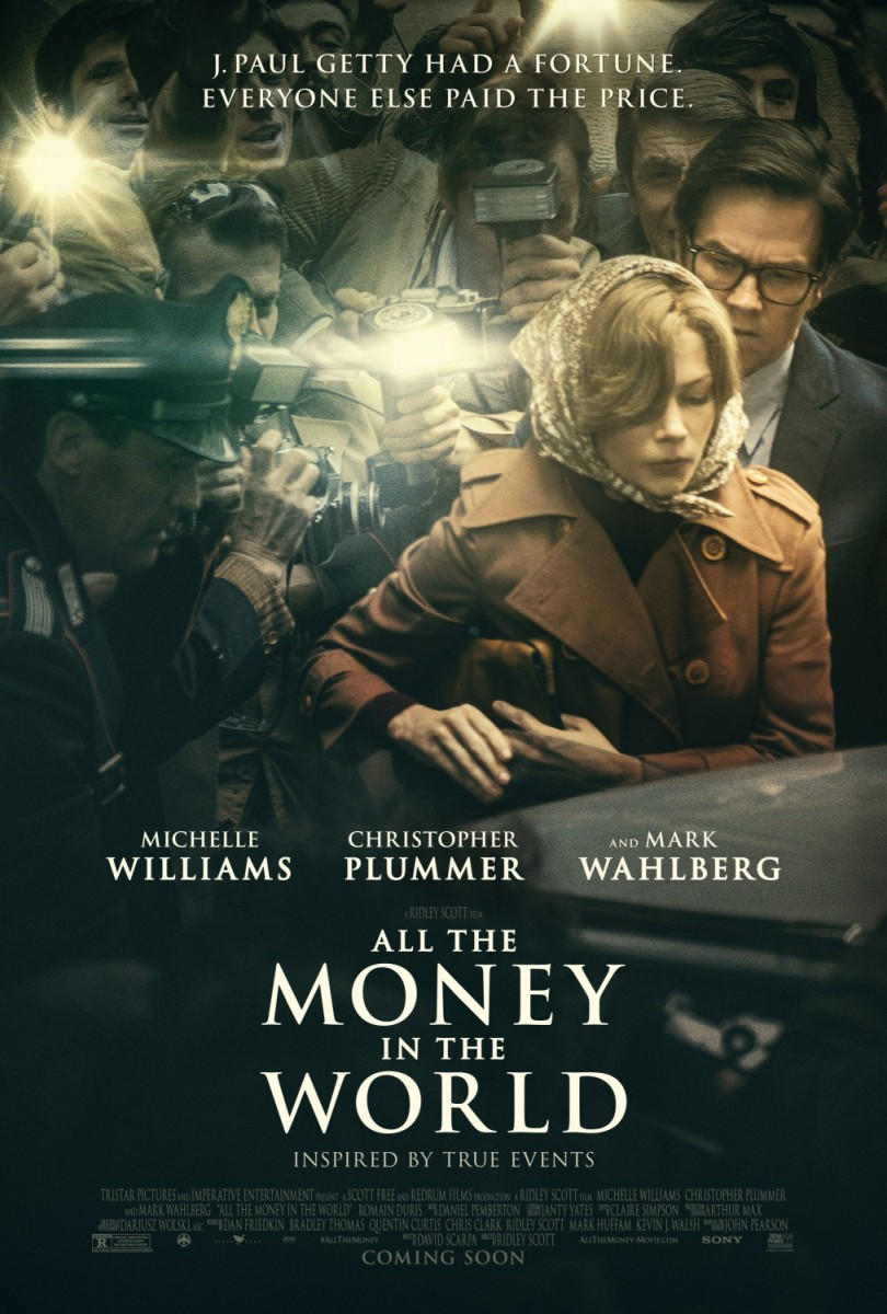 "Movie Review: ""All the Money in the World"""