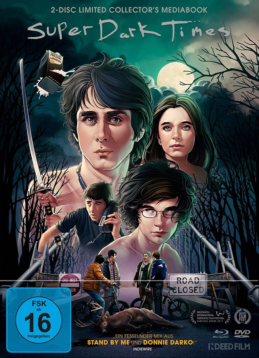'Super Dark Times' (2017) Review and Explanation