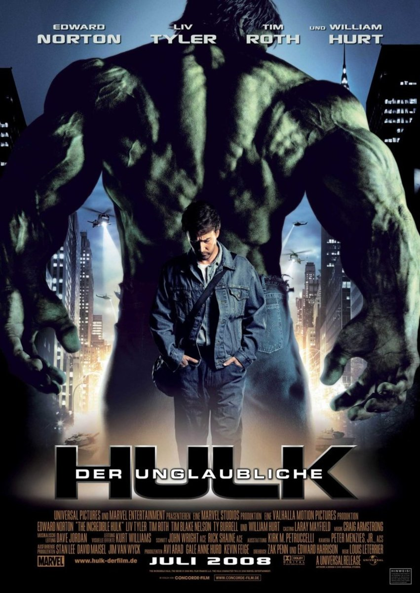 Film Review: The Incredible Hulk (2008)
