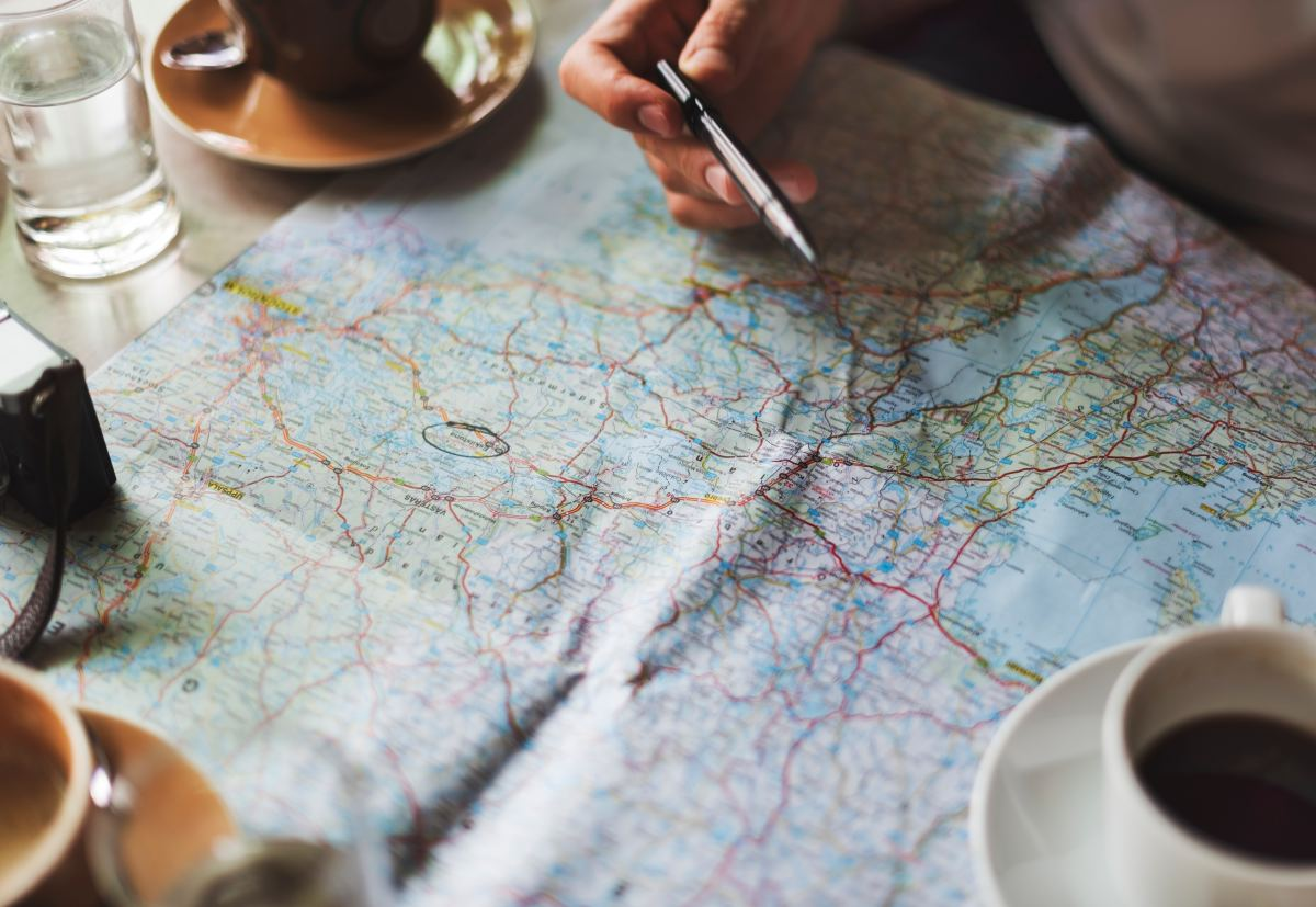 New Year's Resolutions: How to Map out Your Goals