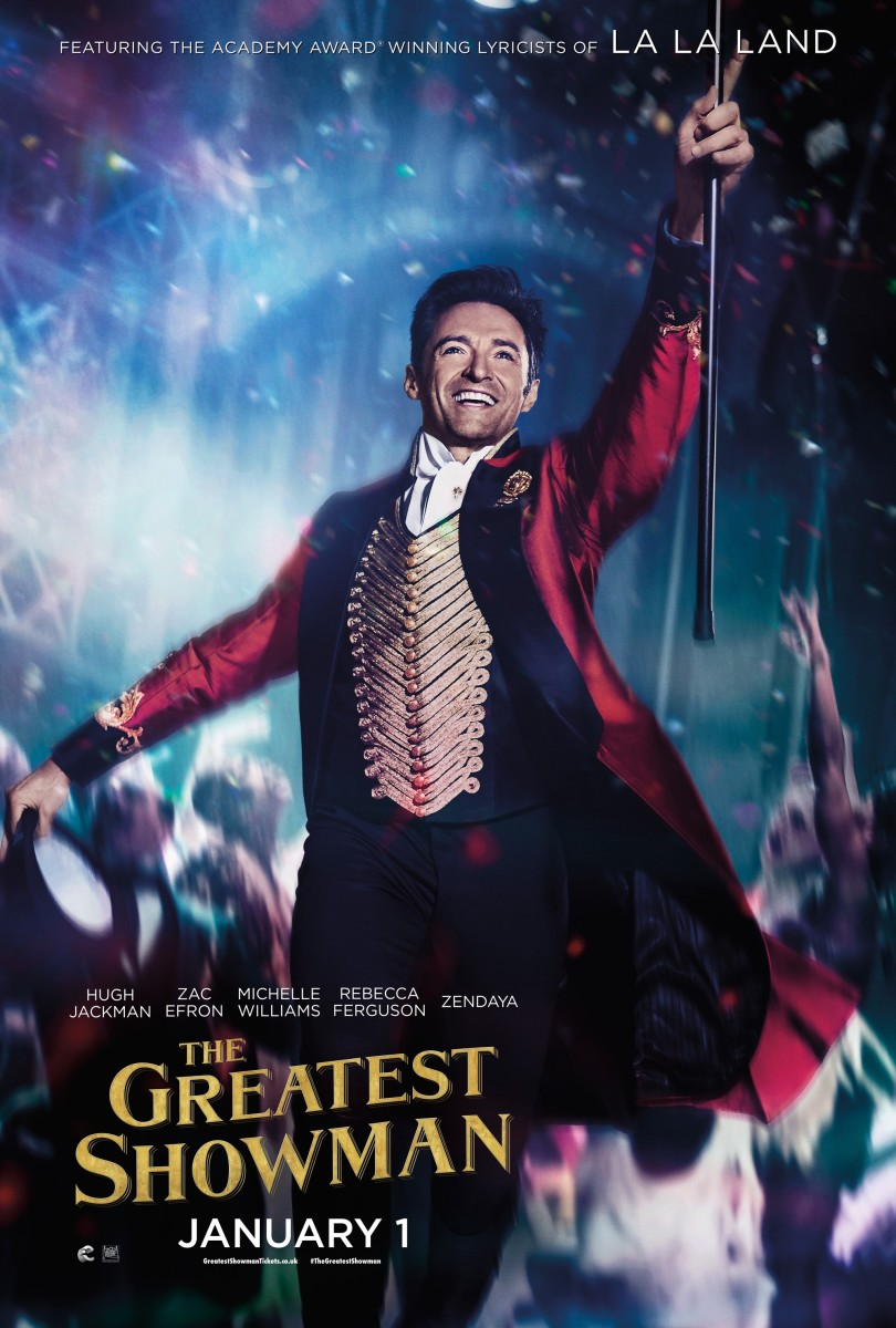 The Greatest Showman: A Millennial's Movie Review