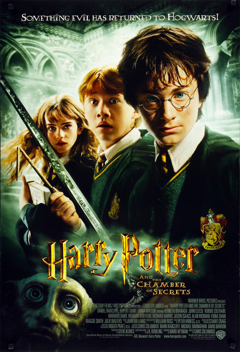 Film Review: Harry Potter and the Chamber of Secrets