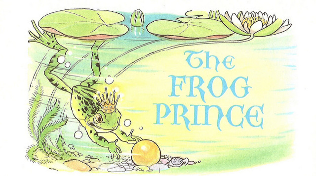 What happened to the frog prince?