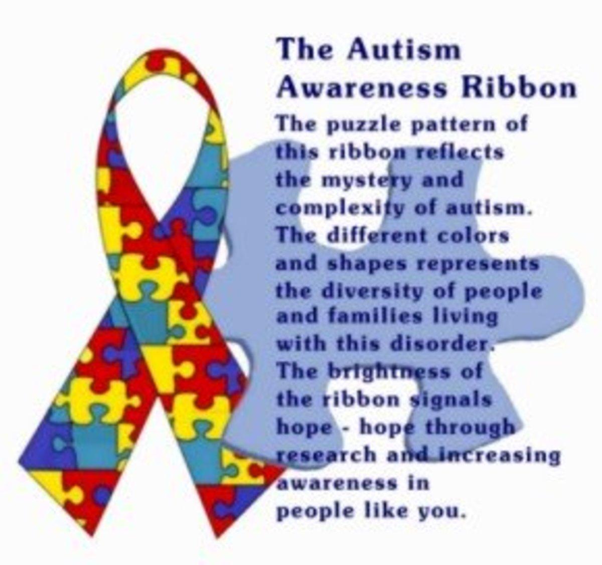 Ref: Autism Awareness