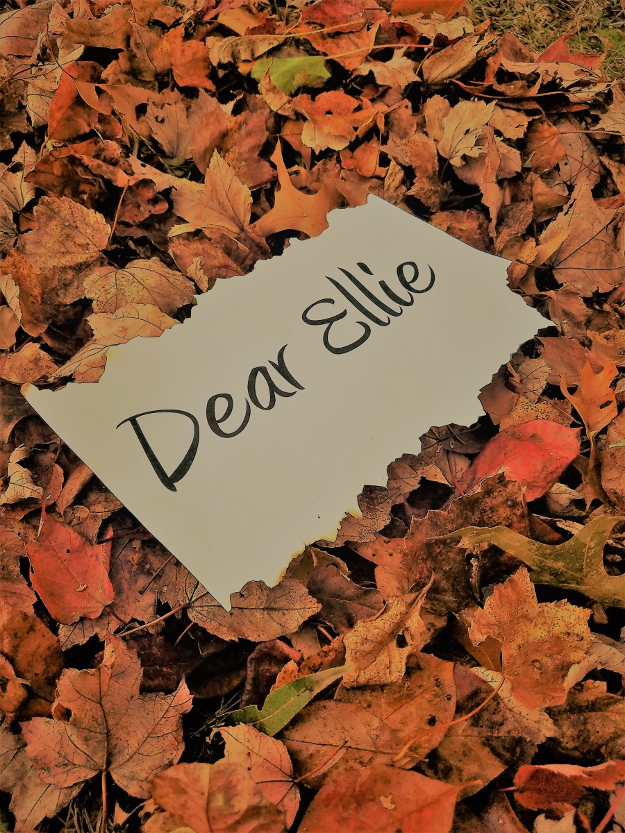Dear Ellie - Part 33