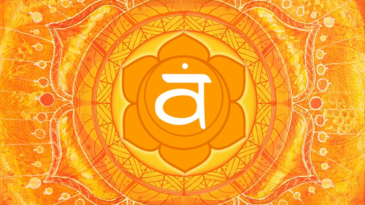 Image result for sacral chakra HD