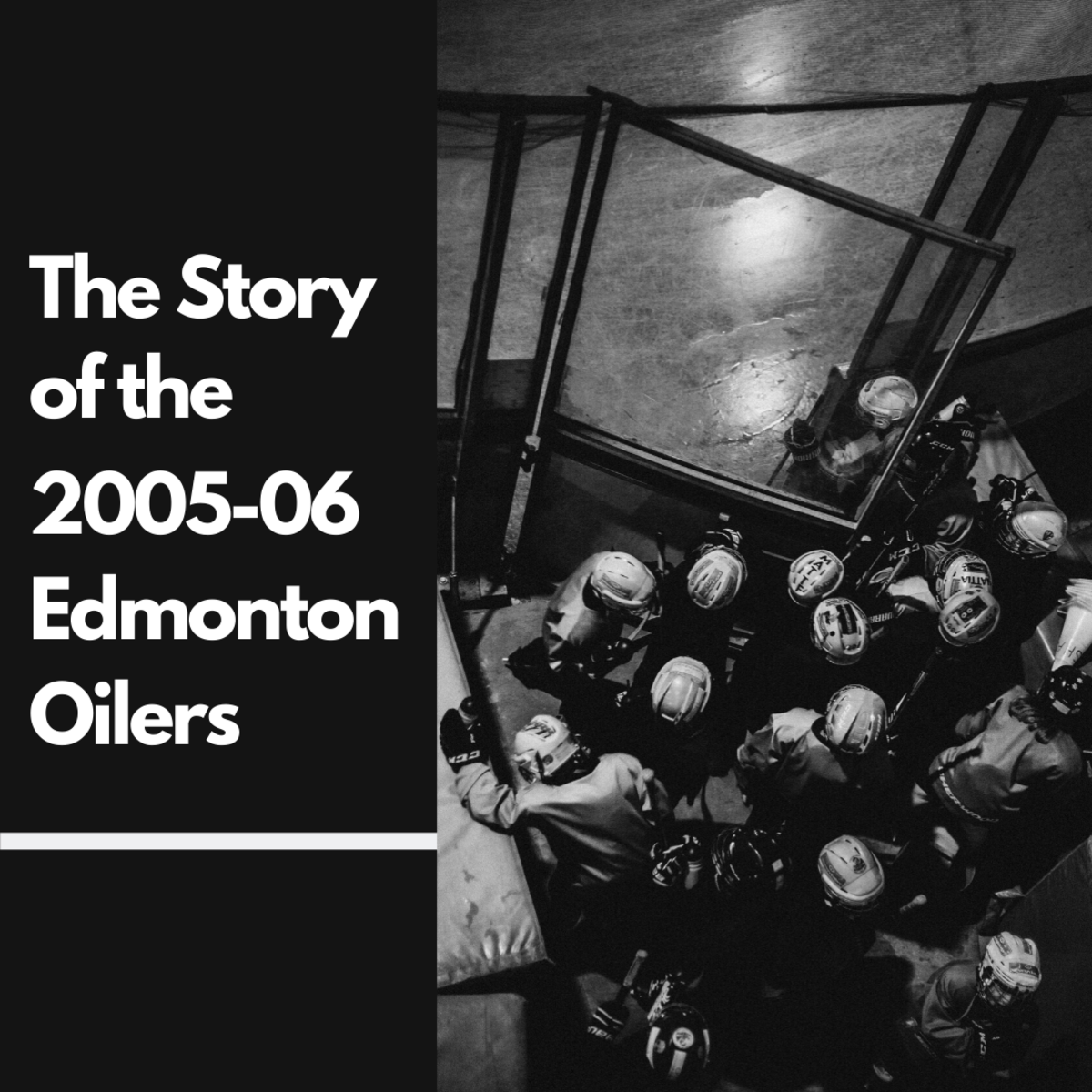 Take a trip down memory lane and recall the Oiler's epic 2005-2006 season.