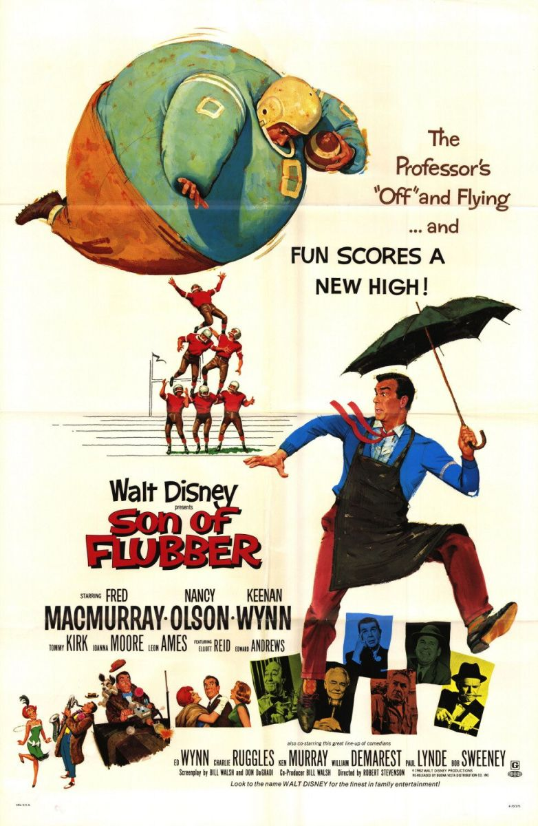 Film Review: Son of Flubber