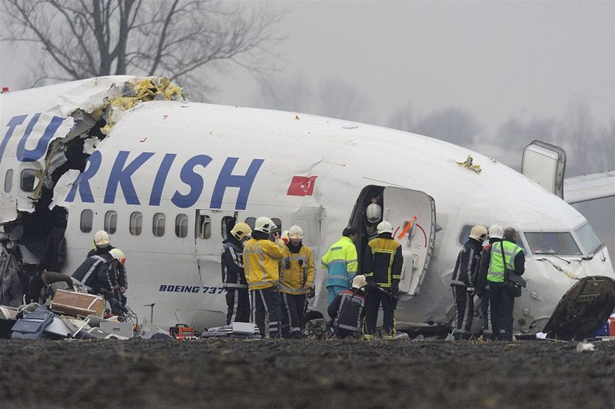 There were no survivors of the crash of Turkish Airlines flight 981.