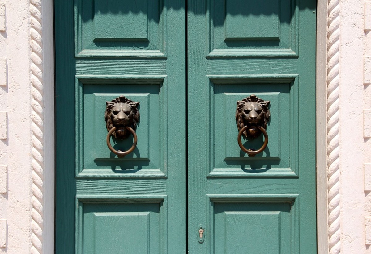 3 Limericks Dedicated to Door-to-Door Salesmen
