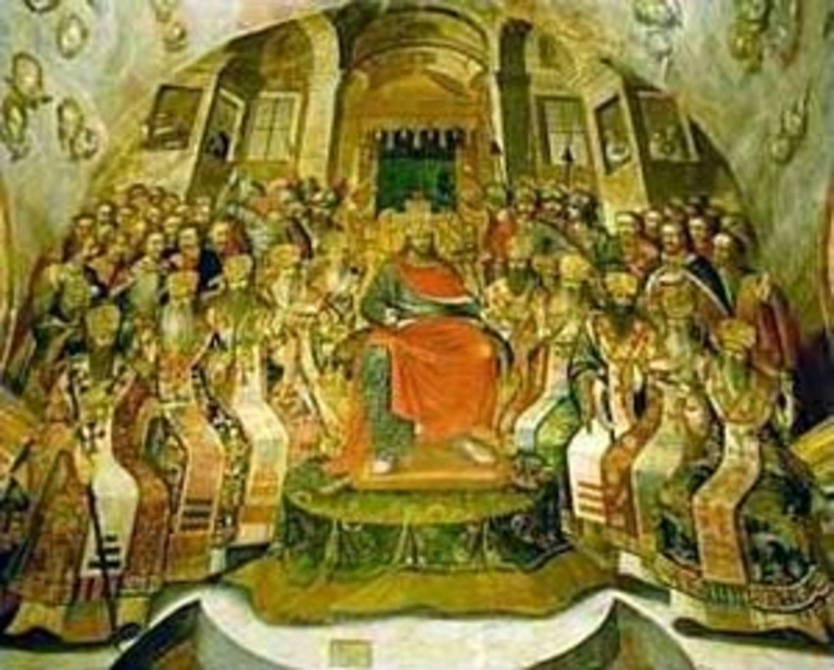 What Was the Arian Controversy? Arius and the Background to the First Council of Nicaea