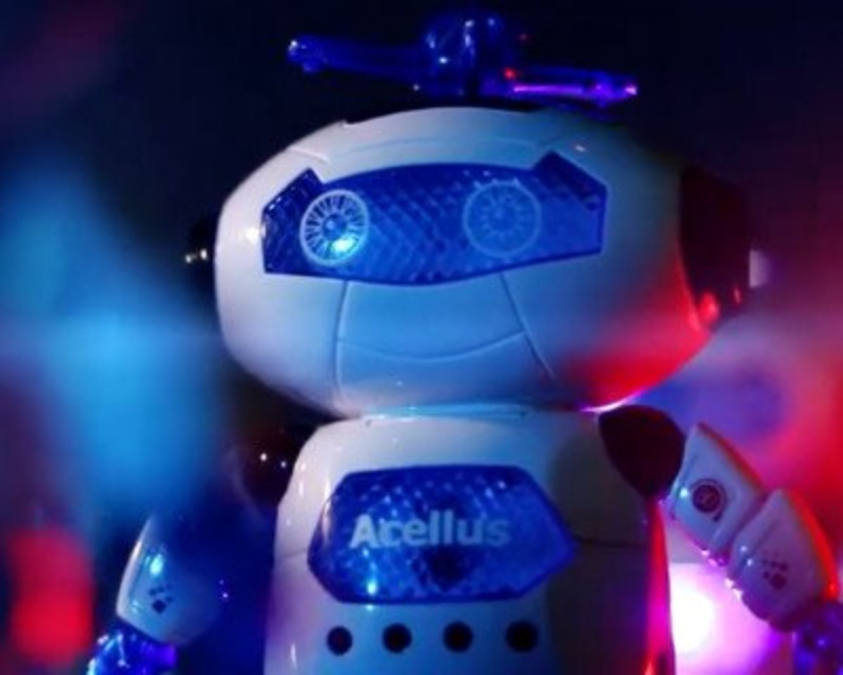 Acellus Stem Robot