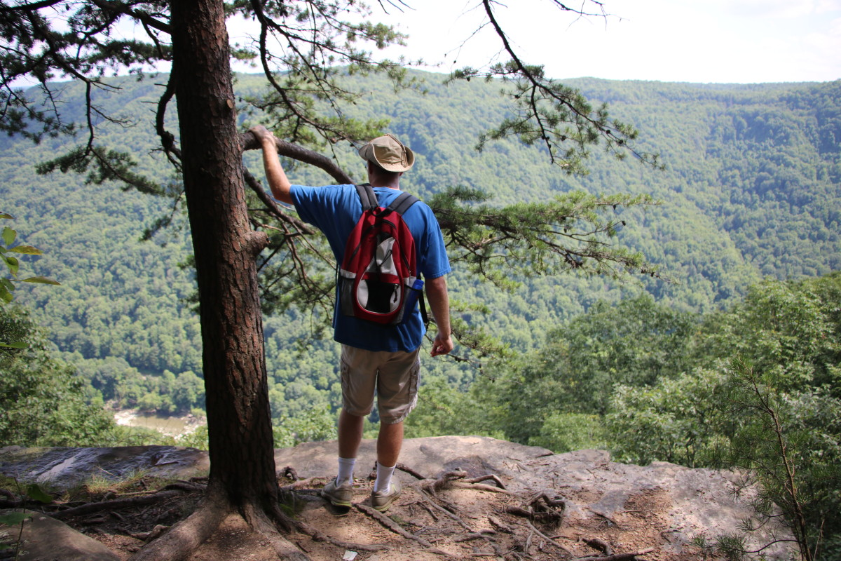 Best Day Hikes in New River Gorge, West Virginia