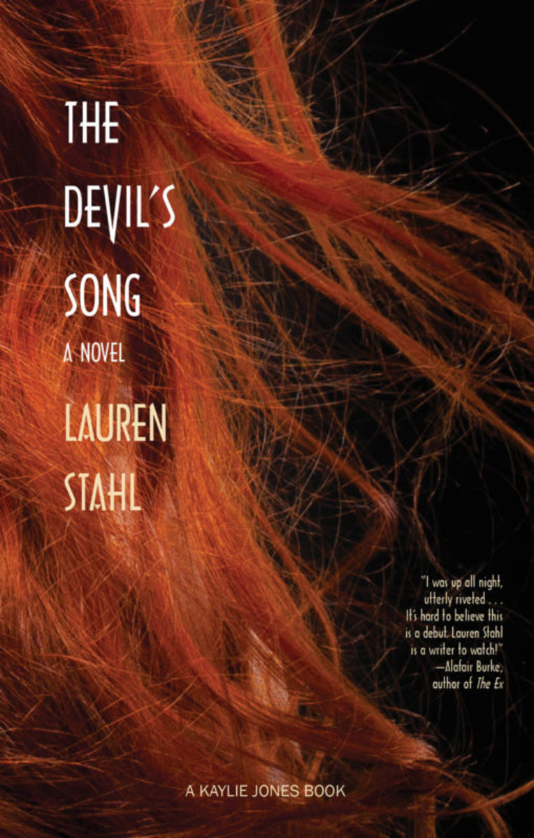 Book Review: The Devil's Song by Lauren Stahl