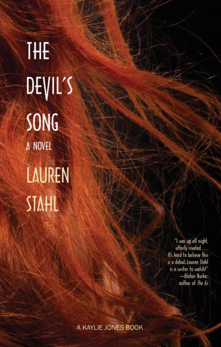 The cover for the Devil's Song, Lauren Stahl's debut novel.