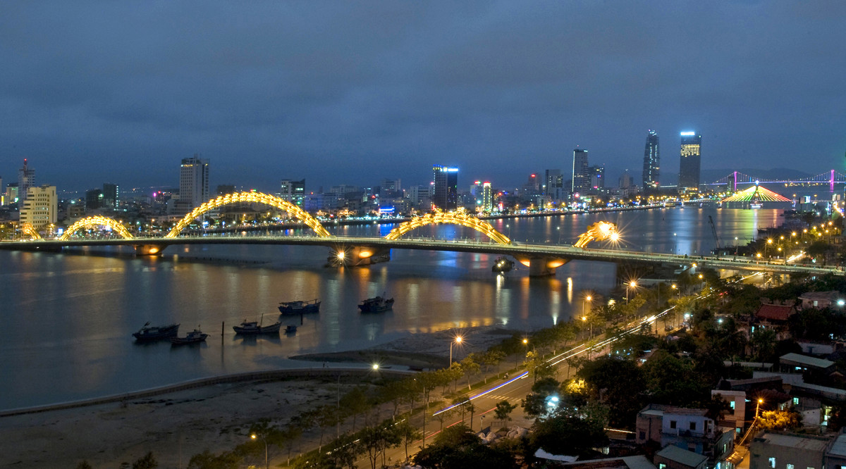 Danang—one of the most attractive investment destinations in Vietnam.