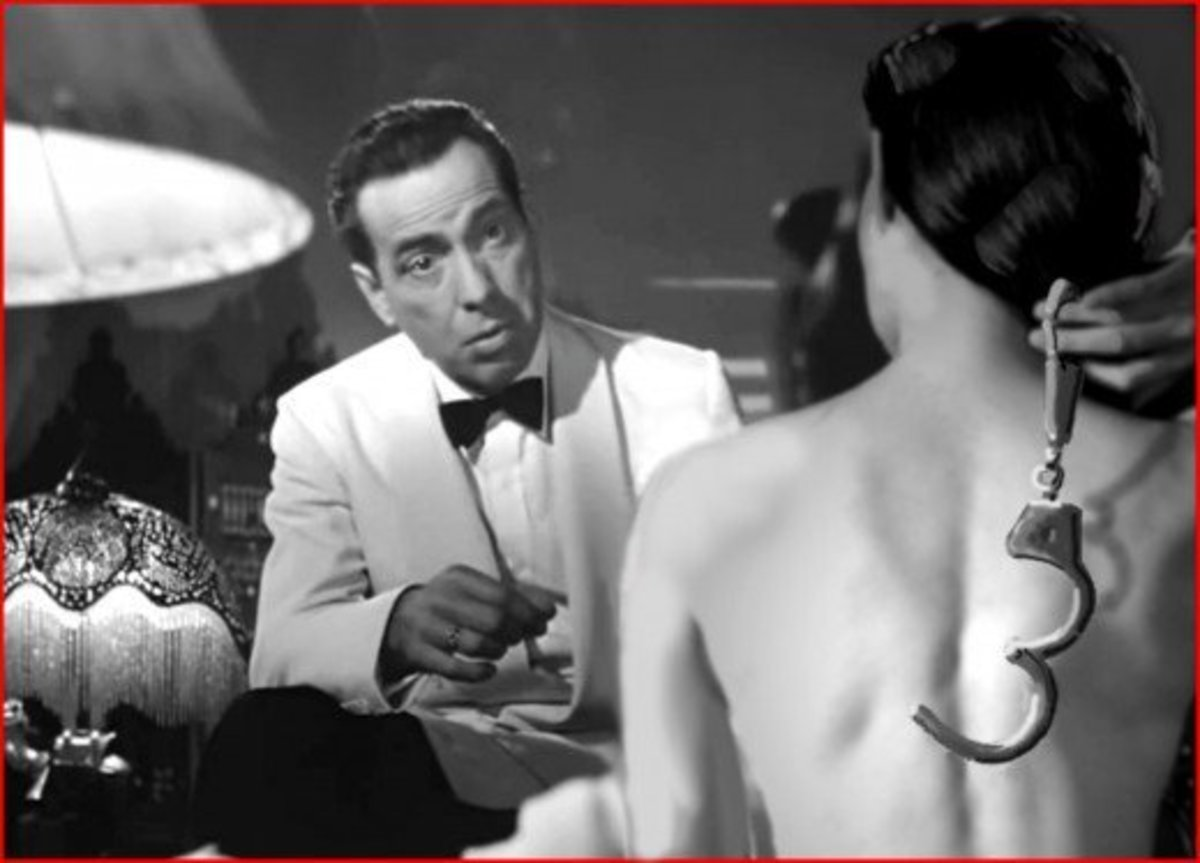 "Humphrey Bogart & Ingrid Bergman: Sex, Scandals, and Secrets of the Stars of ""Casablanca"""