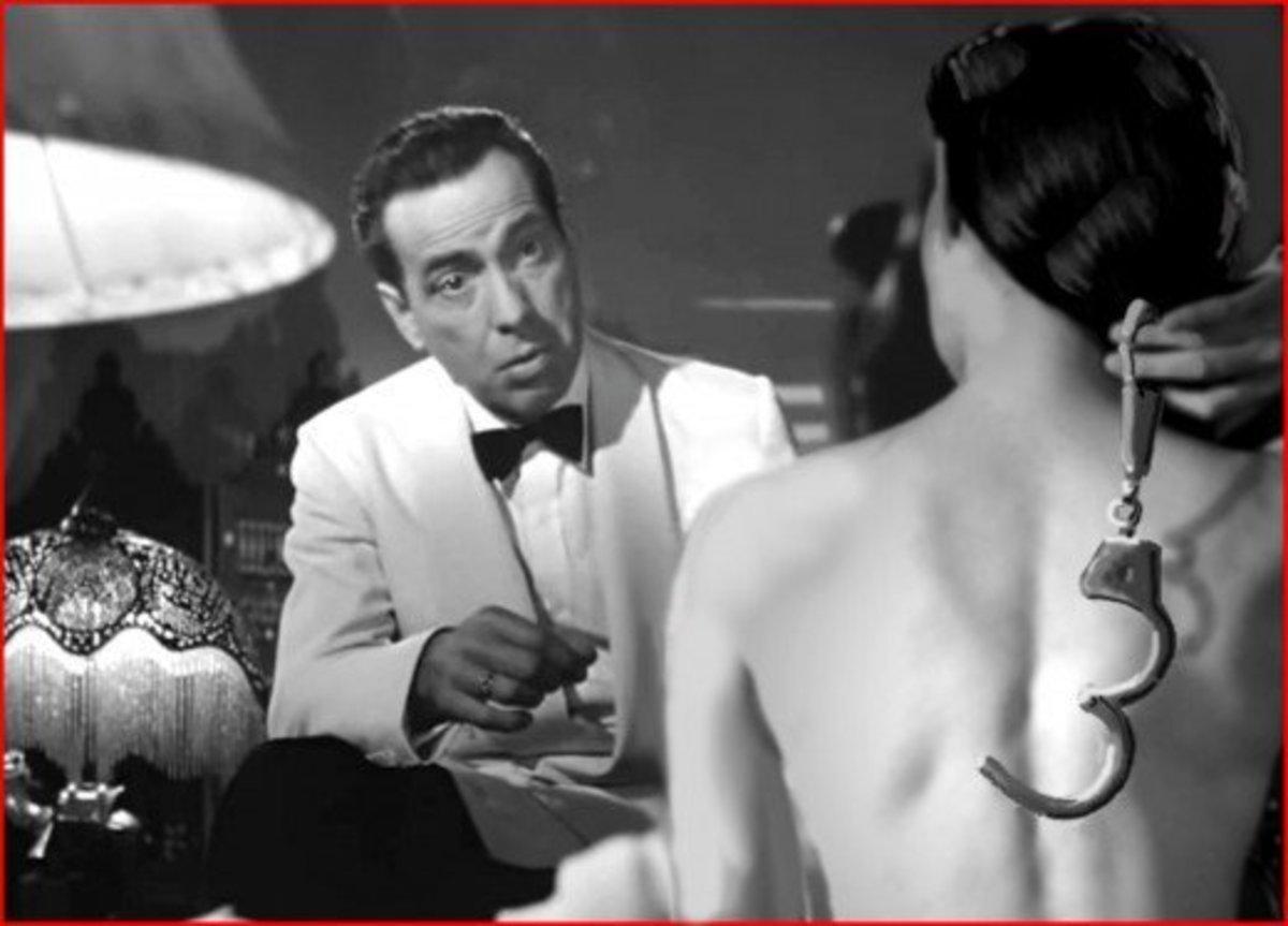 Humphrey Bogart & Ingrid Bergman: Sex, Scandals, and Secrets of the Stars of