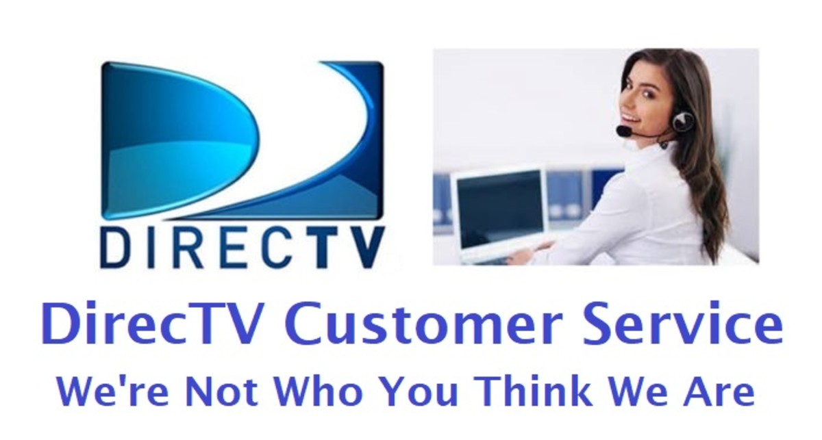 Much of DirecTV's customer service is actually handled by a company called NEW Asurion.